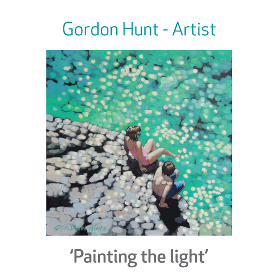 *NEW* Gordon Hunt Book - Painting the Light