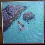 Framed print Example. Gordon Hunt. Limited edition