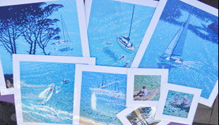 Gallery prints. Gordon Hunt. Limited edition