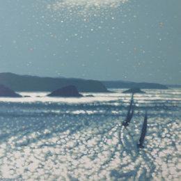 Sailing the Cornish Coast