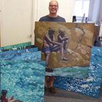 canvas prints ready. Gordon Hunt