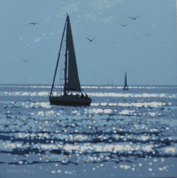 Glimmers of sunshine - SOLD