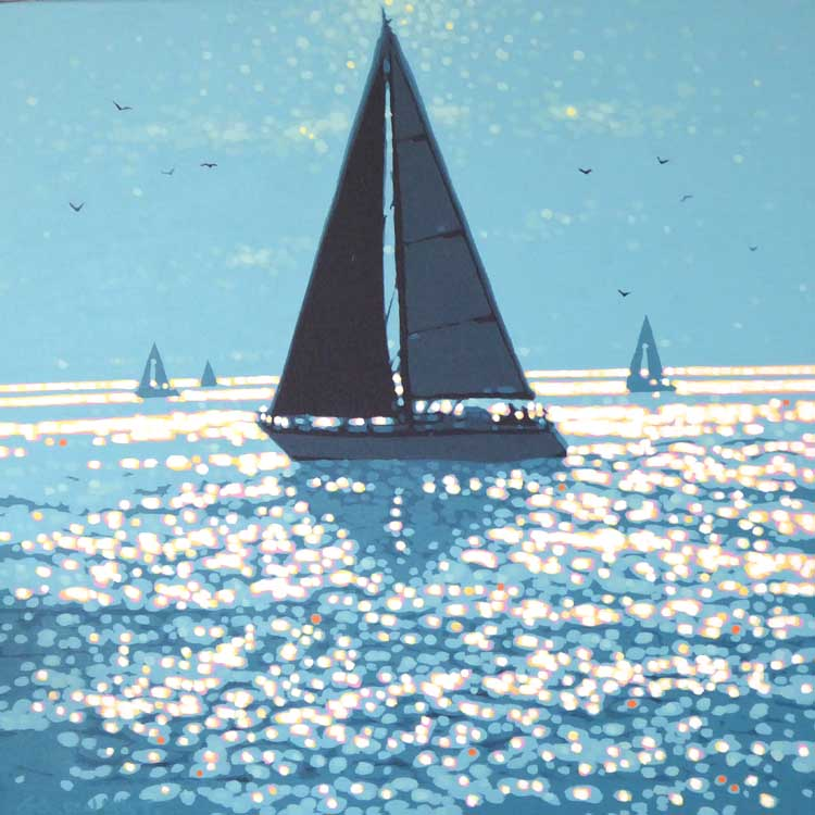 sailing the sunshine
