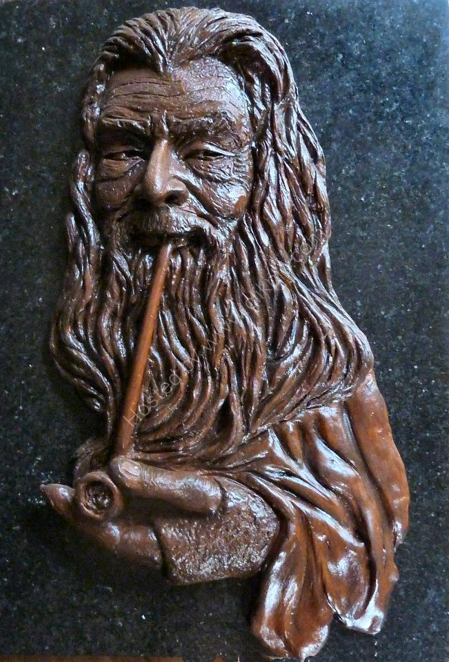Gandalf Plaque