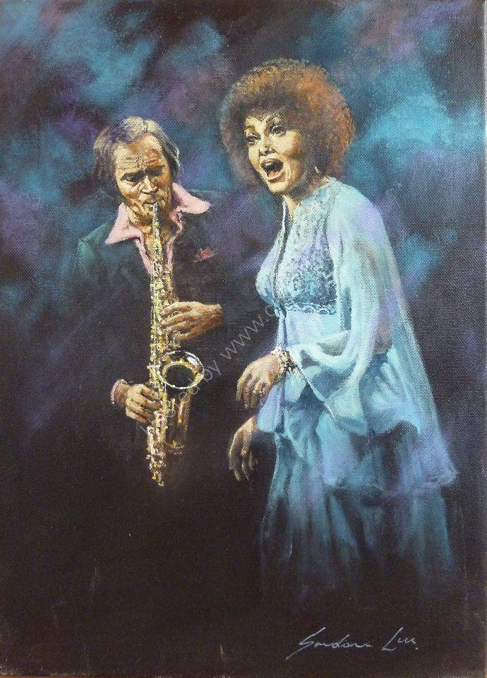 John Dankworth & Cleo