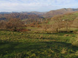 Lake District autumn sun