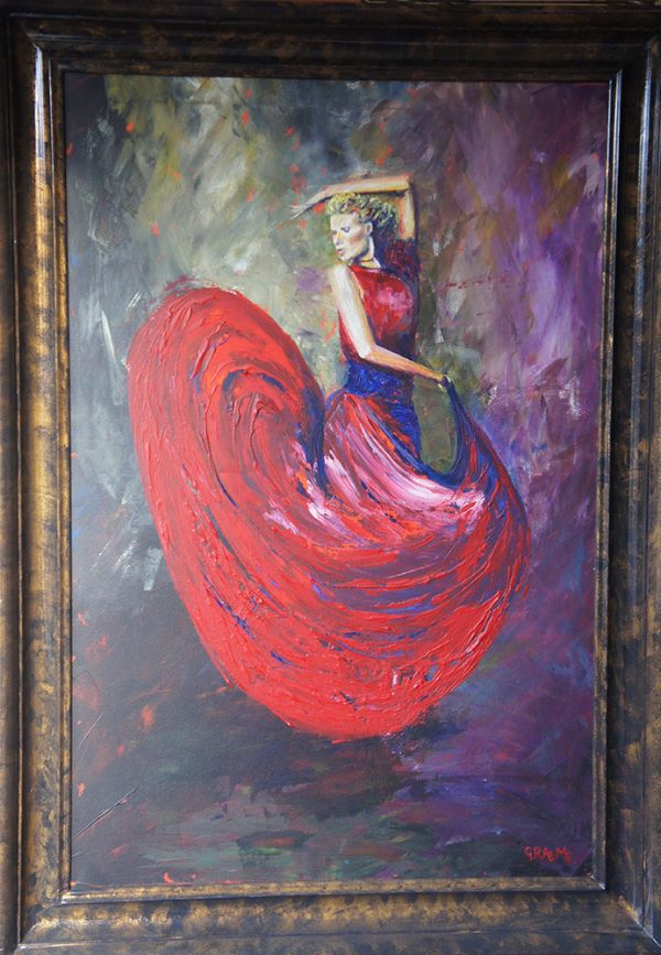 Dancer  **SOLD**  £950