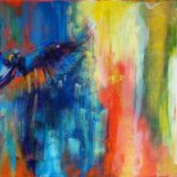 Flight of Colour  **SOLD**   £650