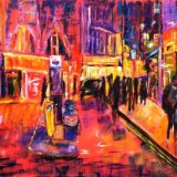 Street (£650 100cmx50cm)