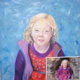Portrait commission. NFS