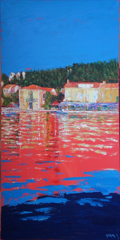 Cavtat Croatia  **SOLD**  £650 Prints available