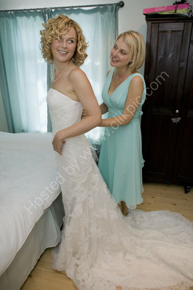 Marcella and Anne