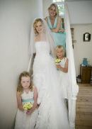 Marcella and Bridesmaids