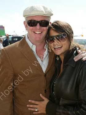 Chris and Natasha Evans