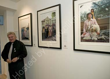 The Beatles photographer Tom Murray at Naked Eye Gallery