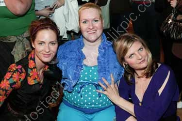 Trinny and Susannah with Alison Lapper