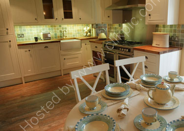 Rottingdean Cottage Interior
