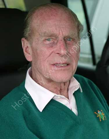 HRH Duke of Edinburgh