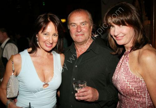 Chris &Anita Ellison with Beulah Grant at Karma