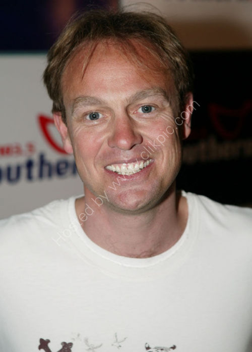 Jason Donovan at Southern FM