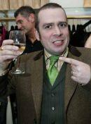 Celebrity tailor, Gresham Blake