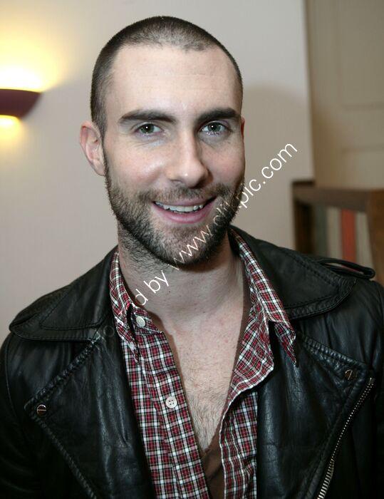 Adam Levine, Maroon 5, 2