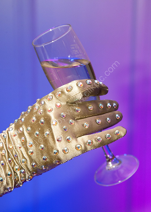Champagne Diva