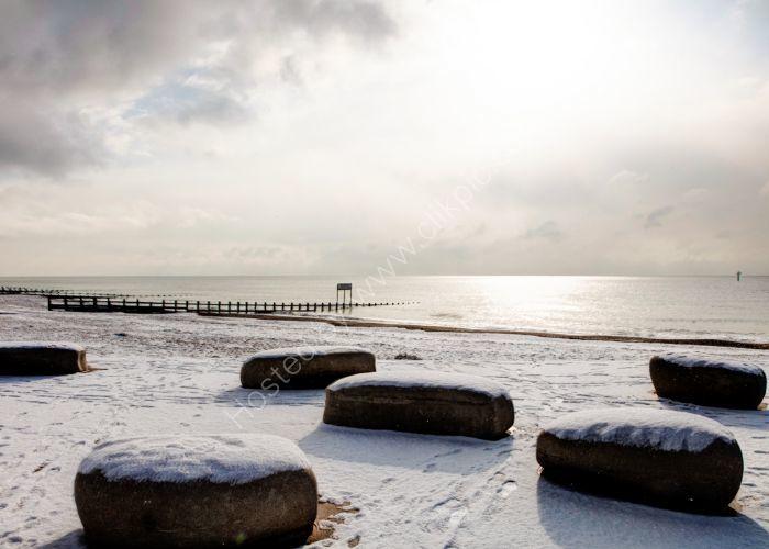 Cold Seascape