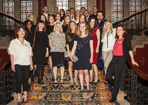 Finders Spring Fling at St. Pancras Renaissance Hotel
