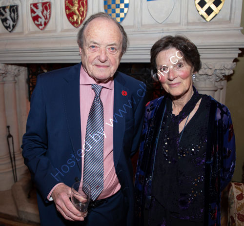 James Bolam and Sue Jameson