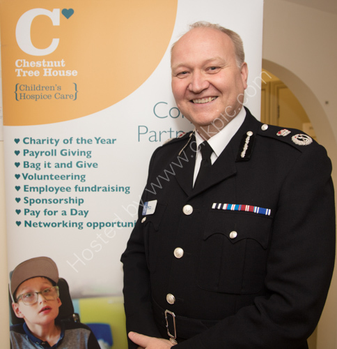 Sussex Chief Constable Giles York
