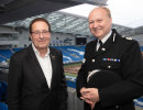 Peter James and Chief Constable
