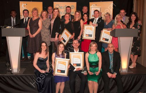 Chestnut Tree House Business Awards