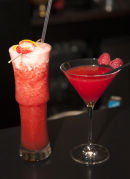 Cocktails at Rendezvous Casino