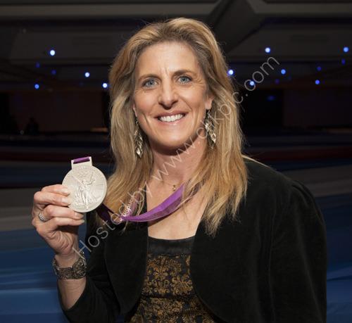 Olympian Tina Cook