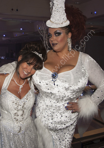 Linda Lusardi and Dolly Rocket
