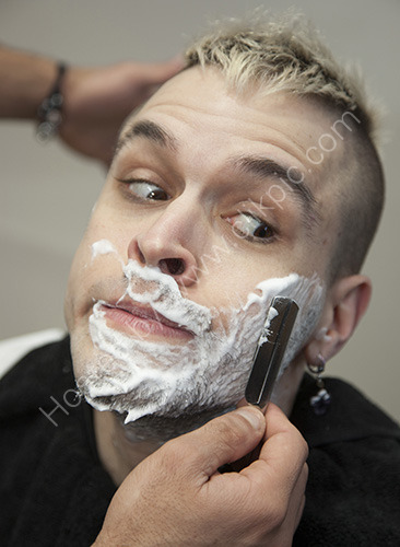 Close Shave for Big Brother Pete Bennett