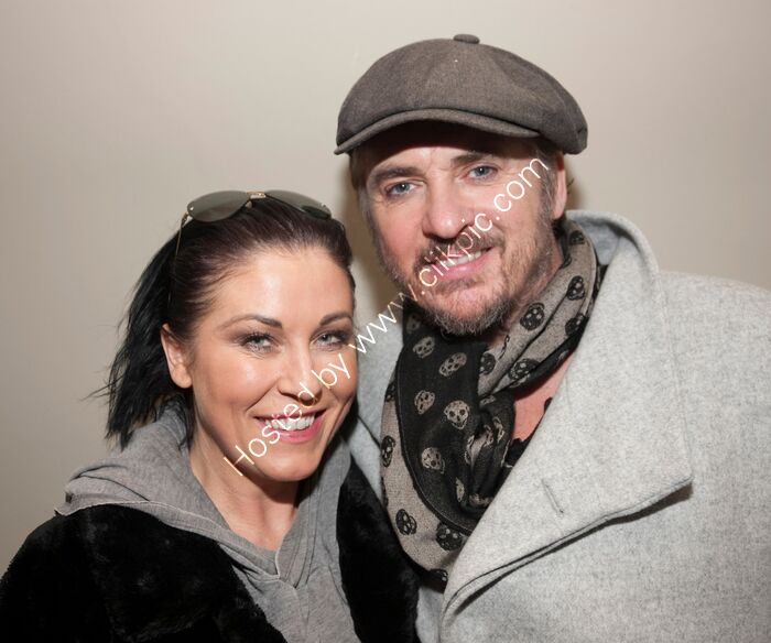 Jessie Wallace and Shane Richie 2