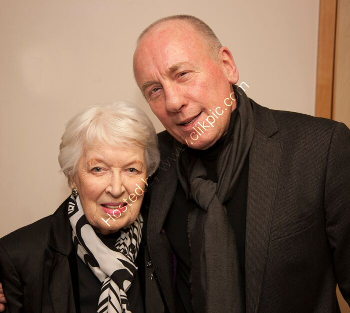 June Whitfield and Christopher Timothy