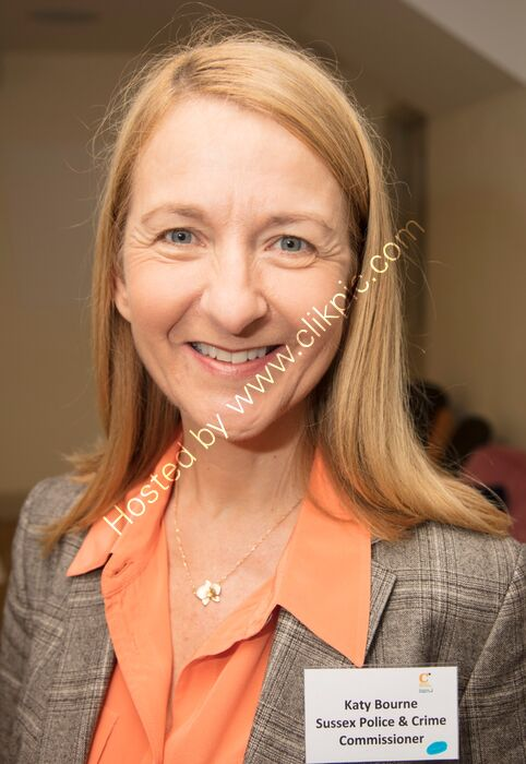 Katy Bourne, Sussex Police Commisioner