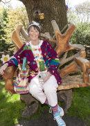 Sue Jamieson,  CBeebies Great Aunt Loretta