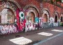 Light Shade and Grafitti