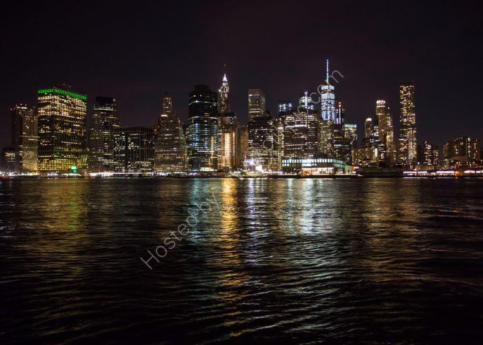 Manhattan Light Show