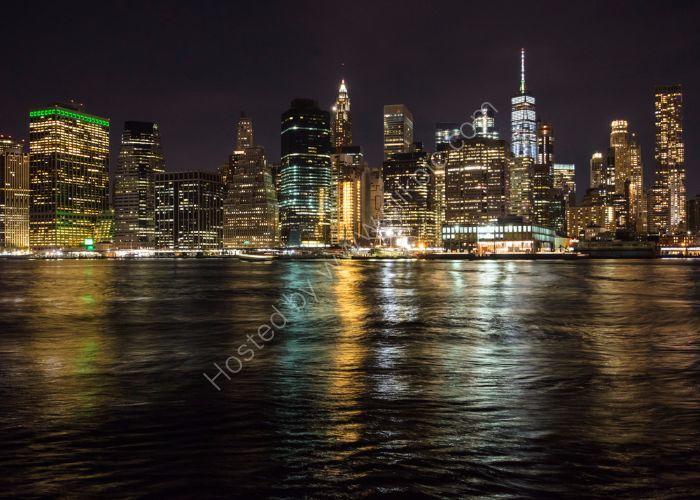 Manhattan Light Show2