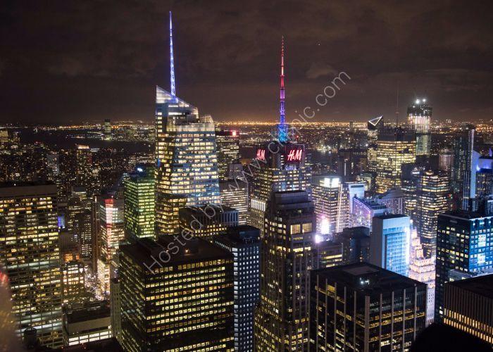 Manhattan Light Show7