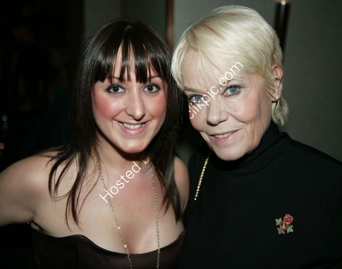 Natalie Cassidy and Wendy Richard, Eastenders, photography, photograph,