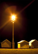 Night Huts (2)