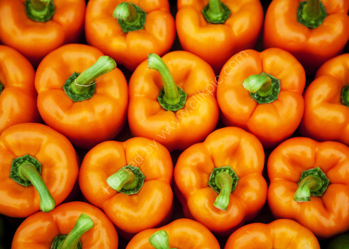 A Crowd of Peppers