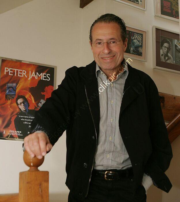 Peter James 24