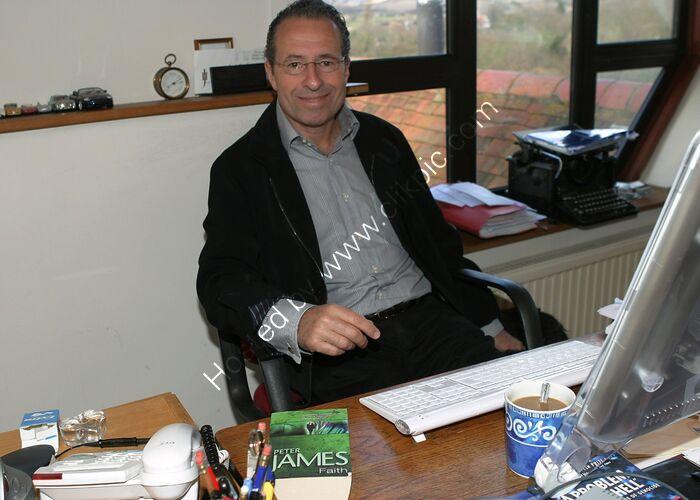 Peter James 25